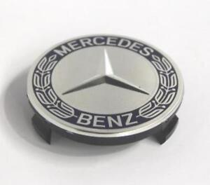 Mercedes-Benz-Nabenkappen-Nabendeckel-Felgendeckel-Felgenkappen-75mm-A1714000025