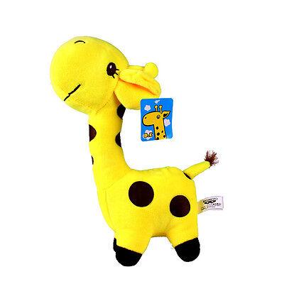 Fashion Giraffe Soft Plush Toy Animal Dear Doll Baby Kid Children Birthday Gift