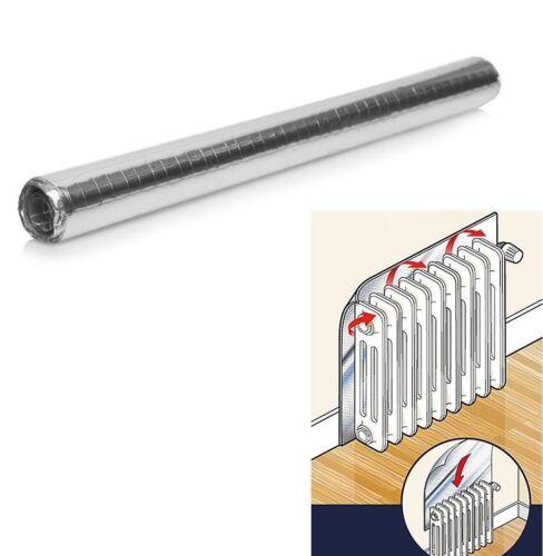 Exitex Radiator Heat Reflector Foil 5mtr x 50cm Insulation Heat Saving Film