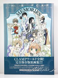 3-7-Days-The-Art-of-Clamp-MEMORIES-Art-Book-from-JP