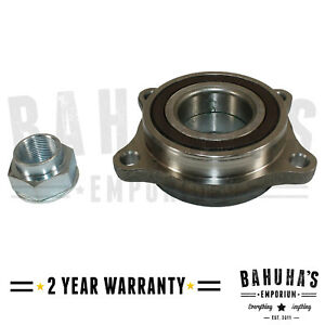 Alfa Romeo 147 2001-2009 Front Wheel ABS Hub Bearing