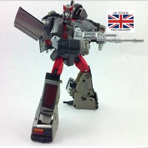 Transformers Master Grade MP18 MP-18 Blue Streak KO Verison Figures Toys Cars