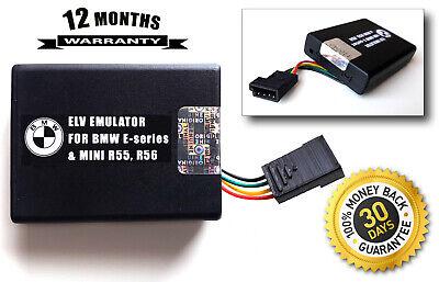 BMW /& MINI R55 R56 ELV Counter Steering wheel column LOCK Emulator Repair FIX