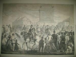 PARIS-SPAHIS-INVALIDES-MESSE-PALAIS-D-039-eTe-RUE-DES-MARTYRS-CHIENS-GRAVURES-1863