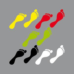5-Paire-10-Pieds-12cm-Multicolore-Imprimer-Piste-Etiquette-Voiture-Meuble-Deco-039