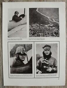 Blatt-1914-18-Aviatik-Flieger-Leutnant-Helmuth-Hirth-Oberl-Ihm-Leutn-Hiddesen