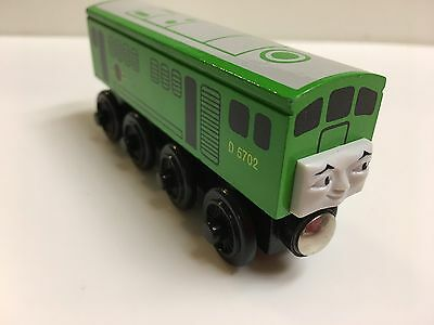 Excellent 2003 BOCO  Learning Curve Thomas Wooden Train Brio