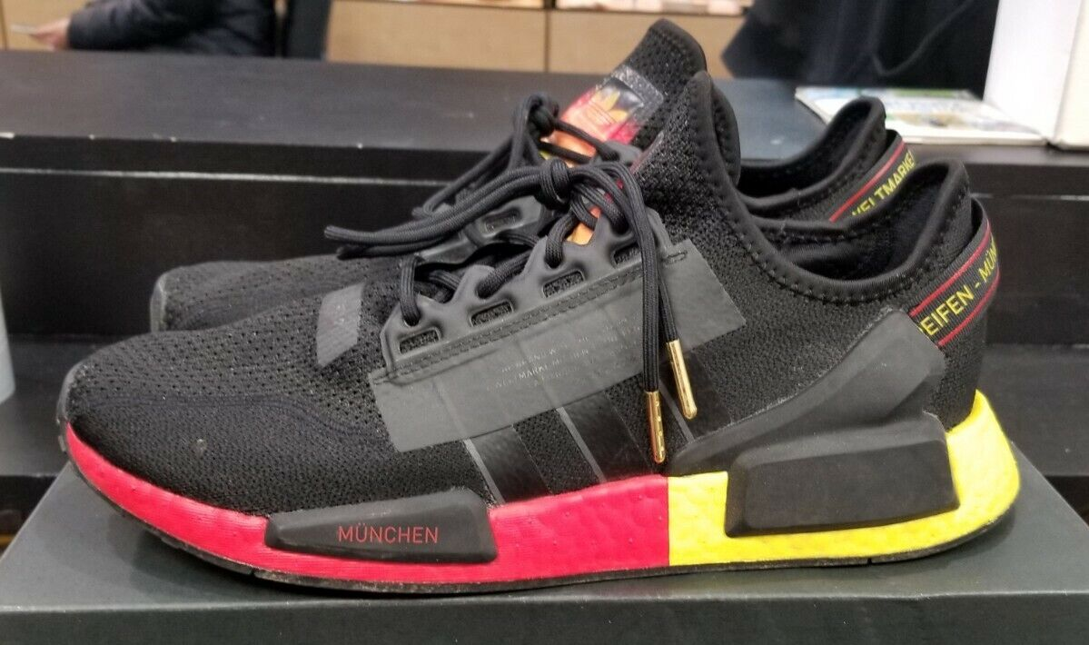Size 10 - adidas NMD R1 V2 United By Sneakers - Munich 2020
