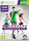 Your Shape Fitness Evolved 2012 Kinect Xbox 360 X360 PAL Ubisoft