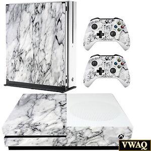 Marble Skin Xbox One S Microsoft Xbox One Slim Granite Decal Sticker