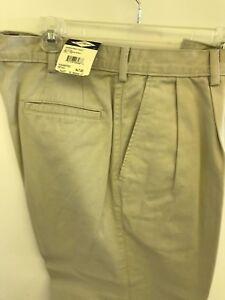 NWT-Men-039-s-Ruff-Hewn-khaki-pants-35W-37L