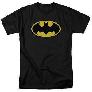 Batman-Logo-T-shirt-Officially-Licensed-for-Men-amp-Women