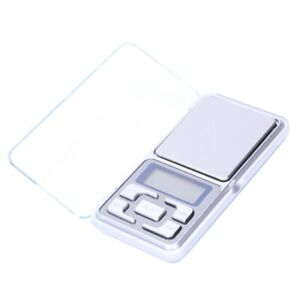 Haute-precision-Mini-Digital-Balance-electronique-de-poche-Bijoux-pesage-X6B9
