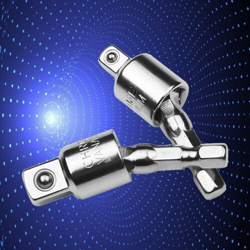 """1//4/""""3//8/""""1//2/""""Hex Shank Drill Bit Wrench Socket Adapter Drive Extension Tool Perfe"""