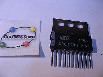 UPC1020H SIP-10 NEC Audio Amplifier IC