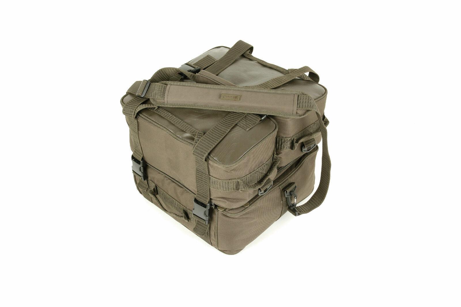 Nash Cube Tasche Bag Carryall  Angeltasche Taschensystem Bagsystem Anglertasche  lightning delivery