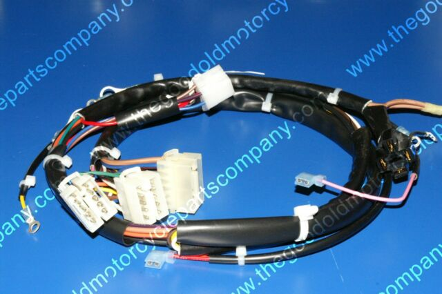 Harley Davidson 70216-87A 1987-88 FXST Main Wiring Harness | eBay on harley motorcycle stereo amplifier, harley wiring connectors, harley clutch rod, harley stator wiring, harley wiring kit, harley trunk latch, harley wiring tools, harley belly pan, harley headlight adapter, harley dash wiring, harley headlight harness, harley dash kit, harley tow bar, harley clutch diaphragm spring, harley banjo bolt, harley wiring color codes, harley choke lever, harley bluetooth interface, harley timing chain, harley crankcase,