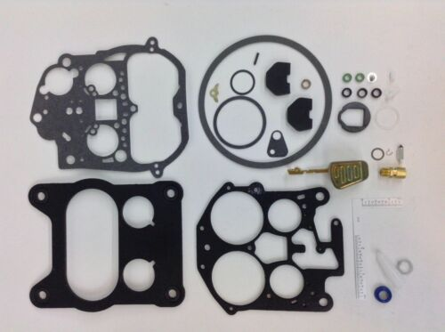 Walker Products 15597B Carb Kit 1975-87 Chevrolet 8 Buick Pontiac Olds W//Float