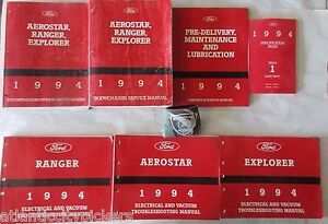 image is loading 1994-ford-aerostar-ranger-explorer-service-repair-manual-
