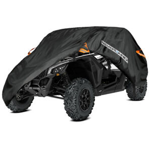 Utility-Vehicle-Storage-Cover-Waterproof-For-Can-Am-Maverick-X3-XDS-XMR-Turbo