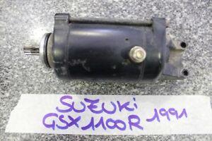 Starter-Motor-Suzuki-GSX-1100-R-from-1991-1992-Anlasser-Starter-Motor