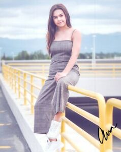 Ava Bianchi Signed Autographed 8x10 Photo COA