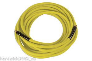 mm x 13 brillante per 15 tubo Tubo flessibile giallo flessibile metri Silicone Y8WWq0