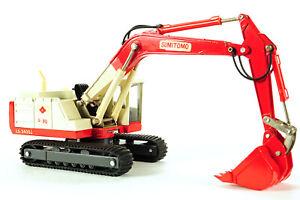 Diapet-6085-FMC-Link-Belt-LS-3400J-Sumitomo-Excavator-1-40-Historical-MIB