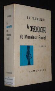 Le-Non-de-Monsieur-Rudel