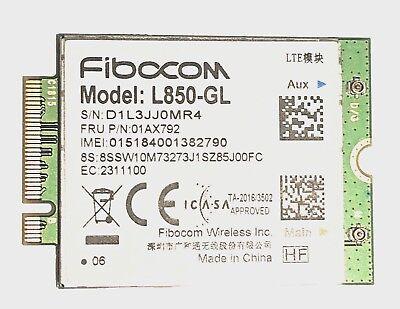 Lenovo L850 Lte A Xmm7360 4xc0r38452 T490s T590 X1c X390 P53s T490 L590 Bulk Neu Ebay