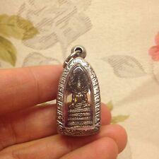 High Quality Phra Kring Nark Pok Naka Snake Thai Buddha Amulet Luck Protect