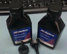 2 Genuine Gm 12345982 Supercharger Oil Bottles 8 Ounce Eaton Change Kit
