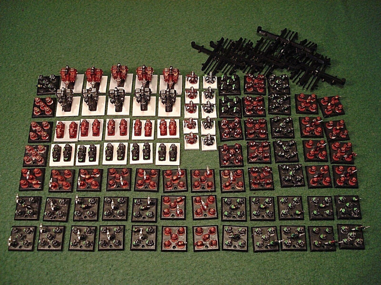 Warhammer 40000 Epic - Space Marines Infantry Detachments - 6mm Citadel Plastic