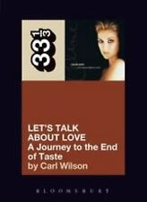 Celine Dion's Let's Talk About Love: A Journey to the End of Taste (33 1/3), Art
