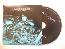 HANNI EL KHATIB : DEAD WRONG ♦ CD SINGLE PORT GRATUIT ♦