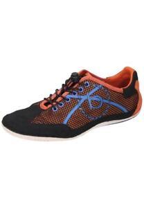 Bugatti-Herrenschuhe-Sneaker-Halbschuhe-orange-40-48-321-48003-5459-3310-Neu1