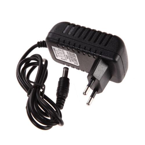 AC 100-240V to DC Netzteil Steckernetzteil Ladegerät Adapter Konverter Kabel