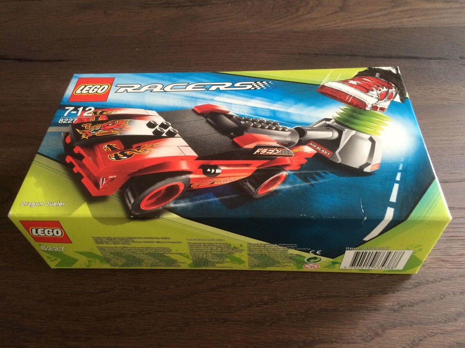 LEGO 8227 Racers Drachen Rennwagen NEU&OVP
