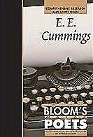 E.E. Cummings (Blooms Major Poets)