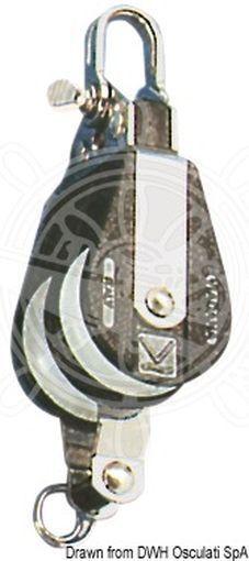 Viadana Doppelblock mit Unterbügel u. Bügel A