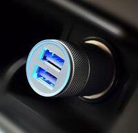 2x KFZ 3100mA  Auto Handy Ladegerät 2x USB  Ladeadapter Zigarettenanzünder