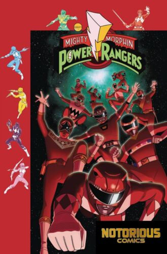 Mighty Morphin Power Rangers #31 Subscription Variant Boom EXCELSIOR BIN