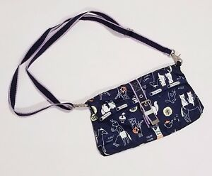 LESPORTSAC-Foldable-Purse-Artist-In-Residence-Audrey-Jeanne-Party-Time-Print-Bag