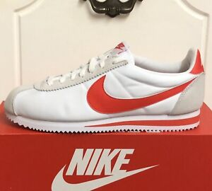 buy online 794a1 3d217 Details about NIKE CLASSIC CORTEZ TRAINERS SNEAKERS SHOES UK 10 EUR 45 US 11