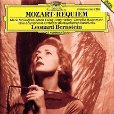 "LEONARD BERNSTEIN ""MOZART REQUIEM KV 626"" CD NEUWARE"