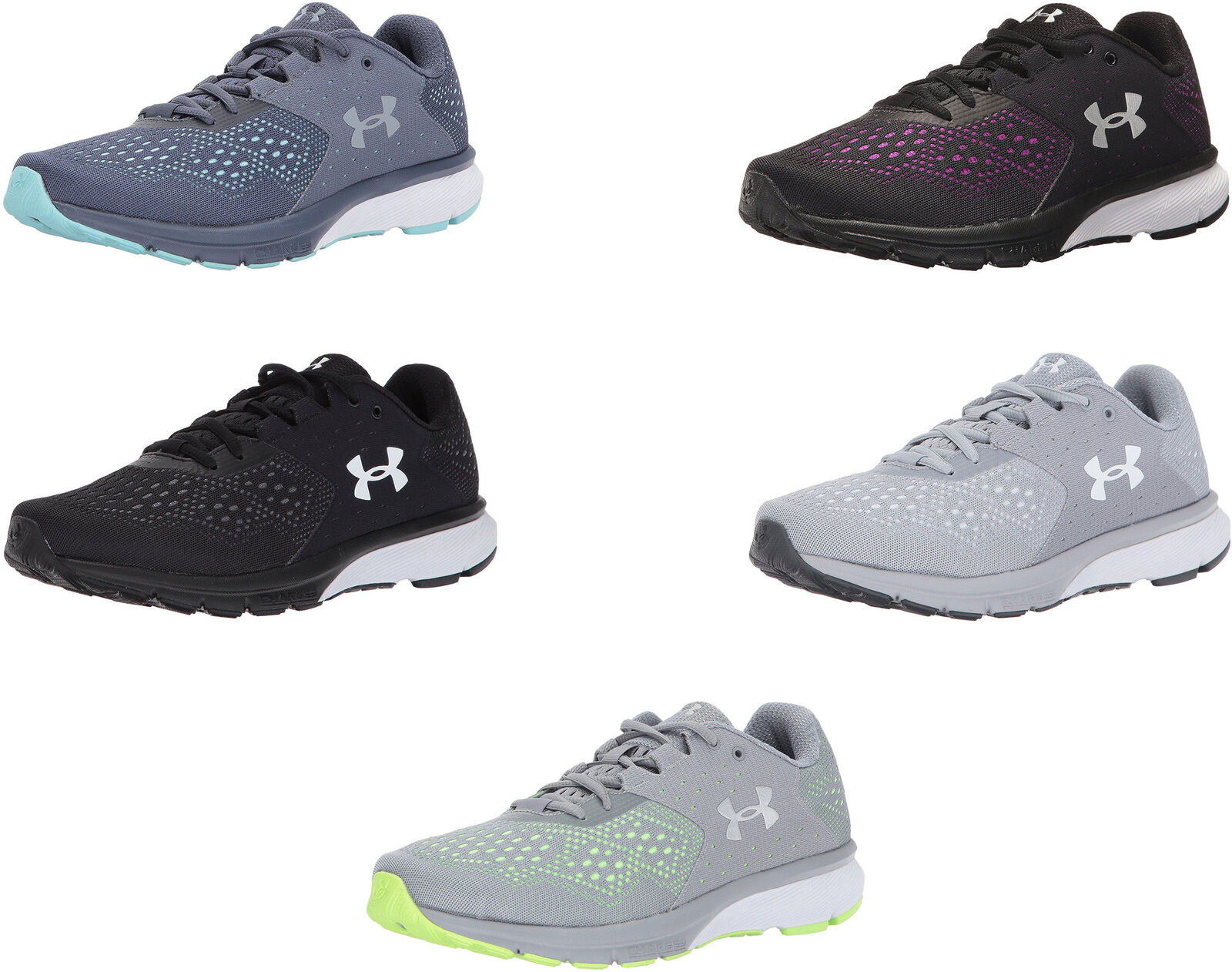 Under Armour Women's Charged Rebel Shoes, 5 Colors