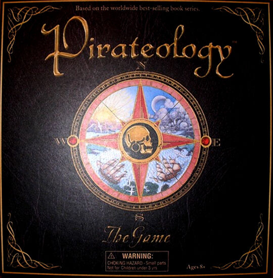 NEW IN BOX Pirateology The Board Game - RETIRED