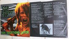 Cop Shoot Cop – Ask Questions Later  Vinyl  LP  Big Cat – ABB 45 * UK 1993