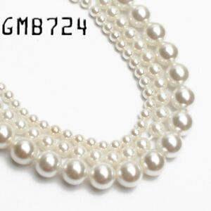 Wholesale-Natural-White-Shell-Pearl-Round-Loose-Beads-For-Jewelry-Making-Choker