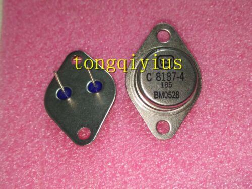 5PCS C8187-4 TO-3 Output Transistor